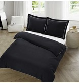 Dekbedovertrek The Luxury Home Collection Dijon black