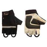 RevaraSports handschoen Zwart