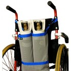 Zuurstof CarryOn rolstoeltas