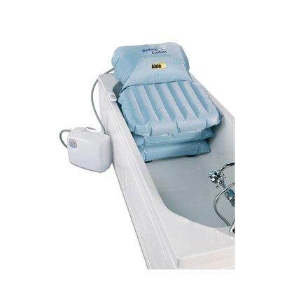 Badlift Laat u tot op de bodem van het bad zakken.