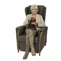 Wellco / Fitform Fitform 582 Elevo  relax- en sta-opfauteuil