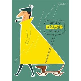 Postkarte KAWO A6