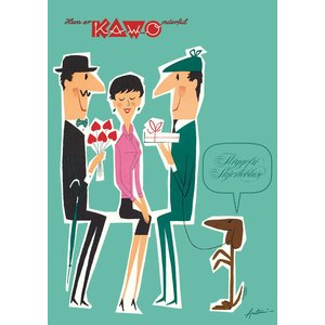 Poster KAWOnderful A3