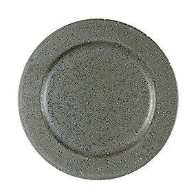 Bitz Teller 22 cm grau