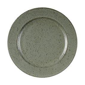 Teller 22 cm grün
