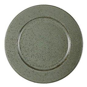 Teller 27 cm grün