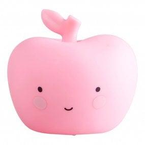 Mini Apple Nachtlicht Apfel pink