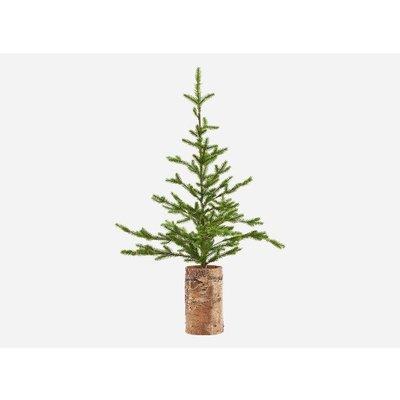 Weihnachtsbaum mit Lämpchen H 90 cm