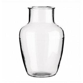 Tine K Home Glas Vase h 30cm