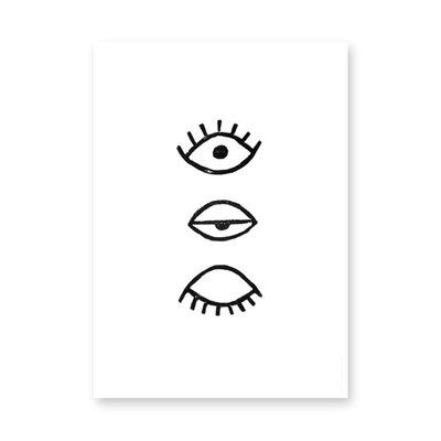 Fine Little Day Poster Eye Eye