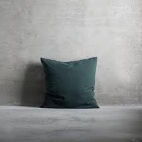 Kissen incl. Innenkissen 60x60 cm grün