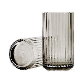 Vase 15 cm smoke