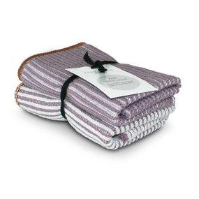 Abwaschtuch Lamelle Lilac 2er Set