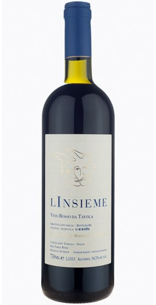 La Morandina La Morandina, Vino rosso da tavola L´ Insieme 2003