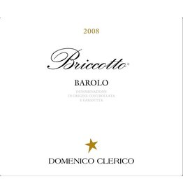 Domenico Clerico Domenico Clerico, Barolo docg Briccotto 2008