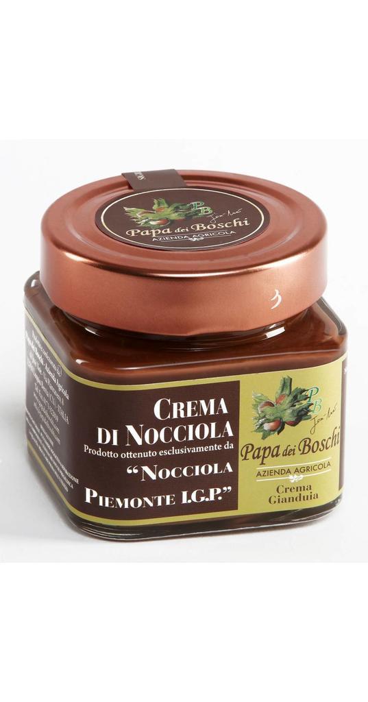 Papa dei Boschi Papa dei Boschi, Crema di Nocciola 250 g