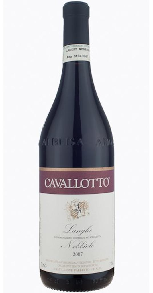 Cavallotto Cavallotto, Nebbiolo Langhe doc Cru Bricco Boschis 2014