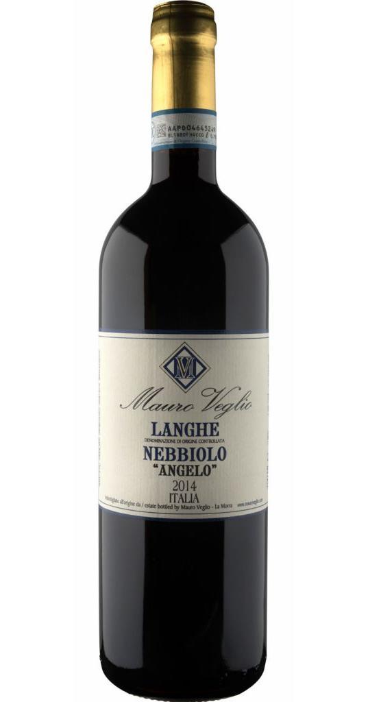 Mauro Veglio Mauro Veglio, Langhe Nebbiolo doc Angelo 2014