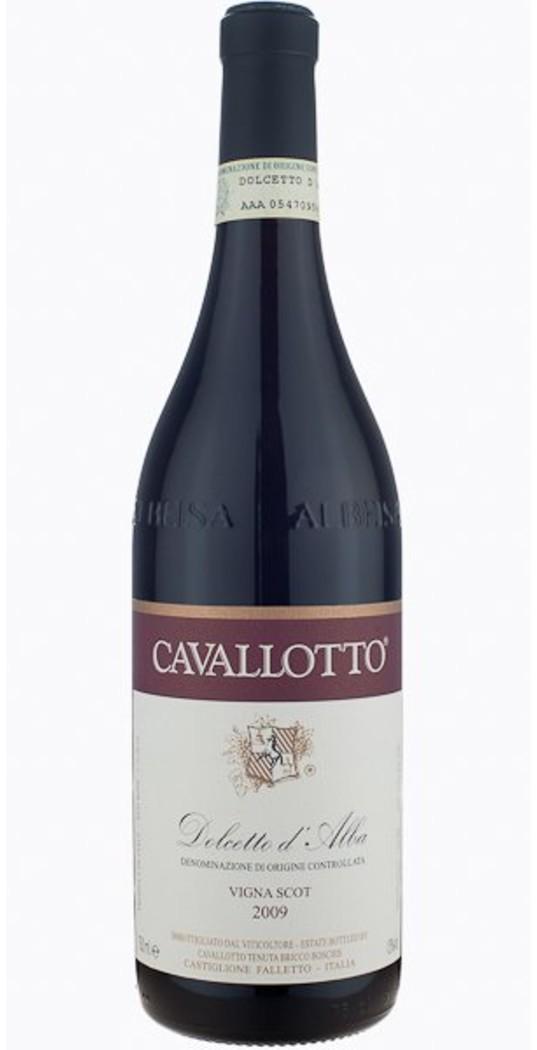 Cavallotto Cavallotto,  Dolcetto d´Alba doc 2015