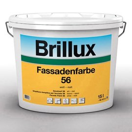Brillux Fassadenfarbe 56