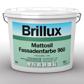 Brillux (Preisgr. suchen) Mattosil Fassadenfarbe 960
