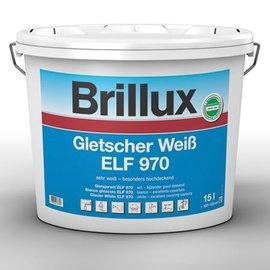 (Preisgr. suchen) Brillux Gletscher Weiß ELF 970