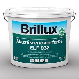 Brillux (Preisgr. suchen) Akustikrenovierfarbe ELF 932