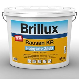 (Farbton: Preisgr. suchen) Brillux Rausan KR Feinputz 3530