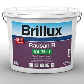 (Farbton: Preisgr. suchen) Brillux Rausan R K4 3511