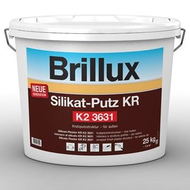 (Farbton: Preisgr. suchen) Silikat-Putz KR K2 3631
