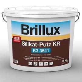 (Farbton: Preisgr. suchen) Silikat-Putz KR K3 3641