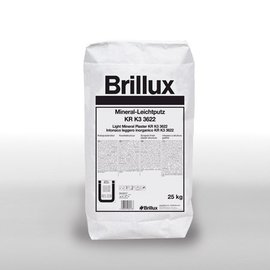 Brillux (Preisgr. suchen) Mineral-Leichtputz KR K3 3622