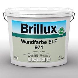 Brillux (Preisgr. suchen) Brillux Wandfarbe LF 971 Schwarz