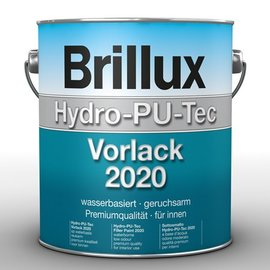 (Farbton: Preisgr. suchen) Brillux Hydro-PU-Tec Vorlack 2020