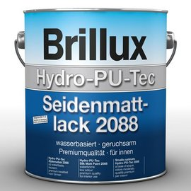 Brillux (Preisgr. suchen) Hydro-PU-Tec Seidenmattlack 2088
