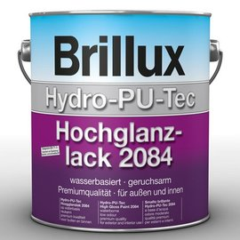 Brillux (Preisgr. suchen) Hydro-PU-Tec Hochglanzlack 2084.