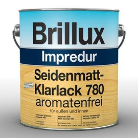 (Farbton: Preisgr. suchen) Impredur Seidenmatt-Klarlack 780.