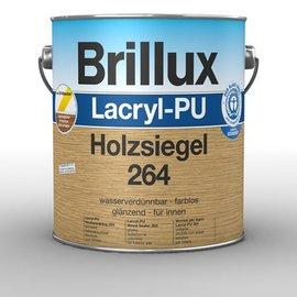 Brillux (Preisgr. suchen) Lacryl-PU Holzsiegel 264.