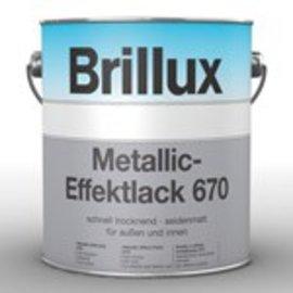 Brillux (Preisgr. suchen) Metallic-Effektlack 670