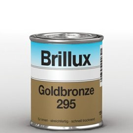 Brillux (Preisgr. suchen) Goldbronze 295