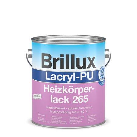 lacryl pu heizk rperlack 265 heikos farbenshop. Black Bedroom Furniture Sets. Home Design Ideas