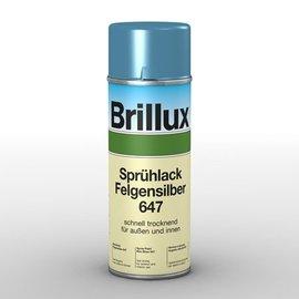 (Preisgr. suchen) Sprühlack Felgensilber 647