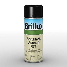 Brillux (Preisgr. suchen) Sprühlack Auspuff 671