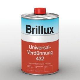 (Farbton: Preisgr. suchen) Universal-Verdünnung 432