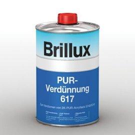 (Farbton: Preisgr. suchen) PUR-Verdünnung 617
