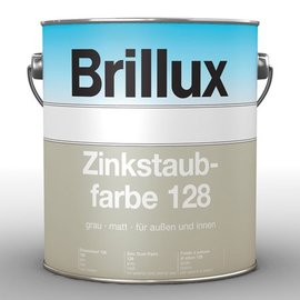 (Preisgr. suchen) Brillux Zinkstaubfarbe 128
