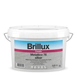 Brillux (Preisgr. suchen) Creativ Metallico 76