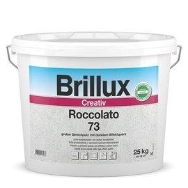Preisgruppe:  >>>hier klicken<<< Brillux Creativ Roccolato 73