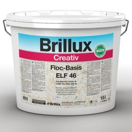 Brillux (Preisgr. suchen) Creativ Floc-Basis ELF 46