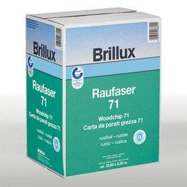 Brillux (Preisgr. suchen) Raufaser 71 rustikal